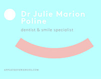 SMILE SPECIALIST / ID BUSINESS CARD / MEDICAL BRANDING