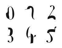 typographie · alphabet