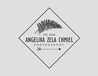 Angelika Żela Chmiel Photography - Logo