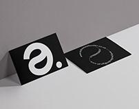a.Wolfenden Studio Branding
