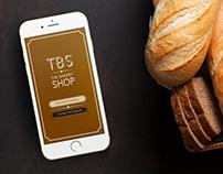 Bakery ordering app
