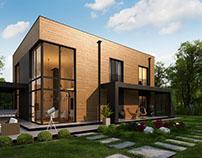Zx93- gotowy projekt domu