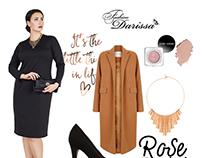 """LOOK для магазина одежды """"DARISSA FASHION"""""""