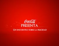 El encuentro. Coca-Cola