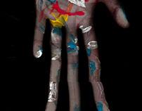 A Human Scanned.