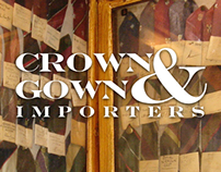 Crown & Gown Importers Presentation