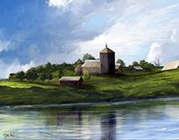 Landscape Study#02