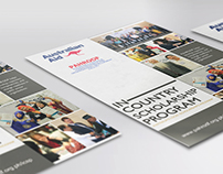 In-Country Scholarship Program Branding