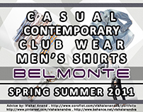 BELMONTE-Casual/Contemporary/Club Wear Shirts for SS'11