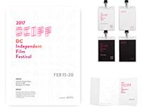 DC Independent Film Festival Rebranding