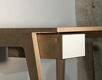 The design furniture