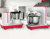 Smart kitchen line