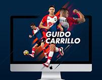 Guido Carrillo - Website design
