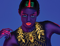 Shaze: Bold is the new Gold campaign