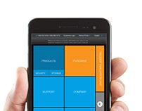 Mobile Web Design Project (Experimental)