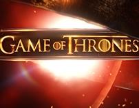 Sky Atlantic GOT 'Feast on Thrones' Comercial