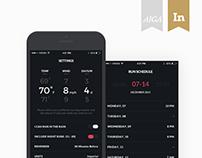 Run Planner App - Concept