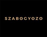 szabogyozo logo design