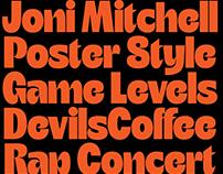 Mochi Typeface