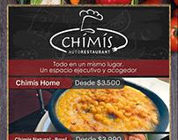 Papelería Chimis