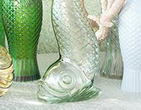 Fish Shaped Bottles