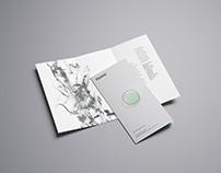 16 Trifold Brochure Mockups