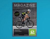 Giordana Cycling Magazine 2015