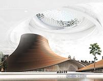 City Hall Banja Luka by Sayeh Architecture Studio