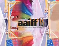 Asian American International Film Festival 2016 Graphic