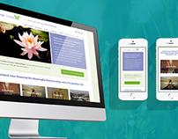 Cynthia Benge Therapy Responsive Web Design