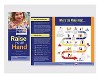 Campaign + Brochure Design #DESIGNWORKStm