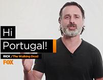 """FOX   """"Hi Portugal!"""" Effect"""