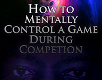 eBook Cover:  How to Mentally Control a Game...