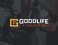 Goodlife Fitness CPR - Brand Development