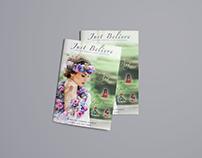 Precious Princess Ladies Conference Brochure Design