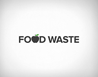 Food Waste | Animated Infographic