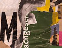 """M"" // Collage"