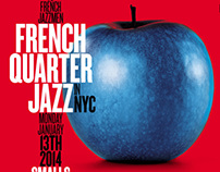 French Quarter Jazz in NYC 2014