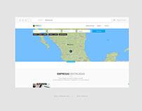 HidroNet | Sitio Web con Directorio