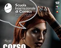 SCUOLA INTERNAZIONALE DI COMICS - BILLBOARDS