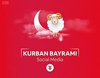 Kurban Bayramı | Social Media 2019