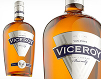 Rendering of the Viceroy Bottles