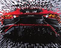 Lamborghini / MAXIM magazine