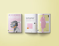 Wired Magazine - Editorial Layout