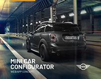 Mini - Car Configurator Concept