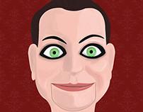 Dead Silence Billy (Digital Illustration)