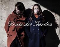 Route Des Gardens / Art Direction / Fashion