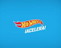 Hot wheels Off Road / ¡Acelera! / TV spots