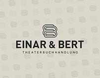 Einar & Bert Brand Identity