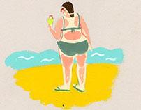Beach spots